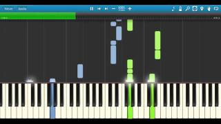 Yiruma - Destiny of Love - Piano Tutorial - How to play Destiny of Love (Synthesia)