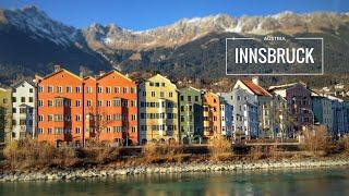 Innsbruck city tour (Tyrol, Austria)