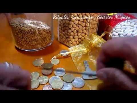 Ritual para atraer el dinero amuleto dia lunes youtube - Atraer el dinero ...