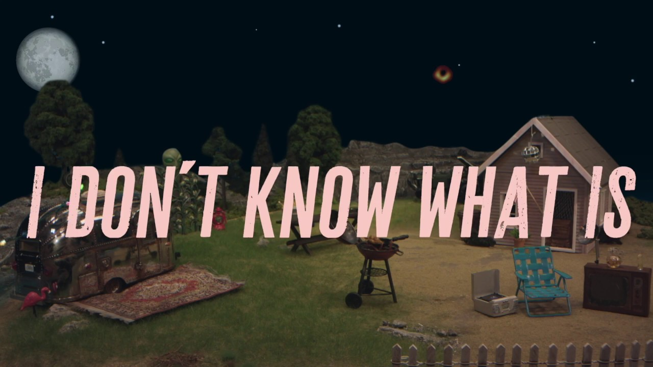"""Tegan Marie - """"I Don't Know What Is"""" (Visualizer)"""