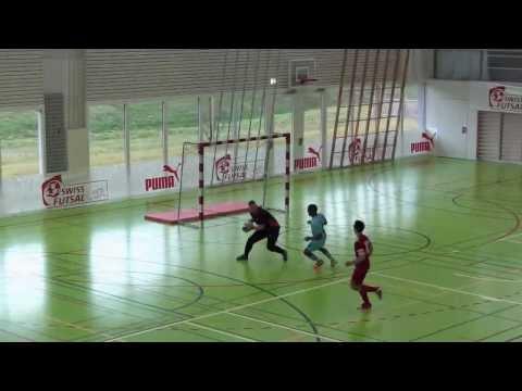 Finale LNC Geneva Futsal FC Echandens