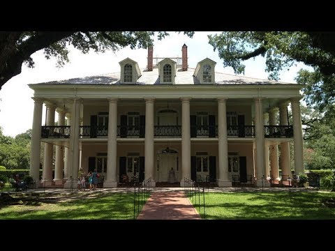 New Orleans Cajun Swamp And Plantation Tour Youtube