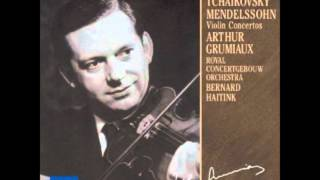 Peter Tchaikovsky: Violin Concerto in D major, op. 35 Ⅰ: Allegro mo...
