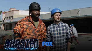 Max & Leroy Try To Salt Ring The Demon   Season 1 Ep. 16   GHOSTED