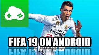 vuclip OMG !!! FIFA 19 ON GLOUD GAMES S7 EDGE