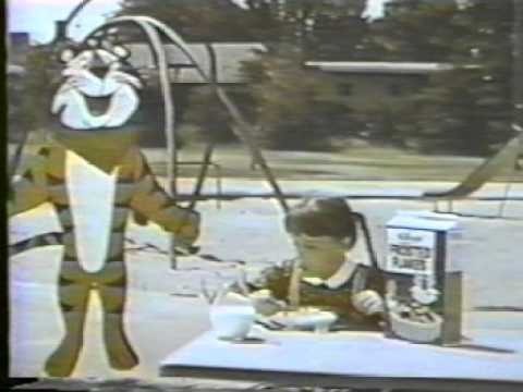 1977 Frosted Flakes Commercial
