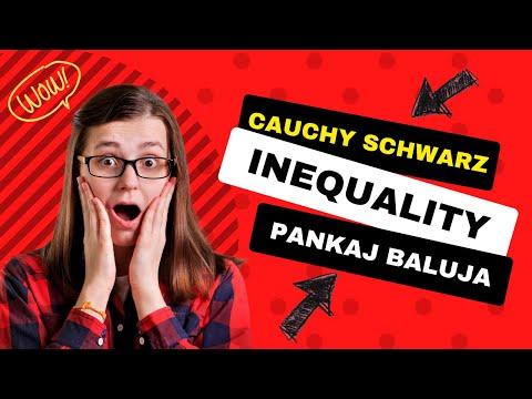 Cauchy Schwartz Inequality