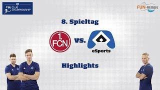 HSVeSports | Die Highlights des 8. Spieltags der VBL
