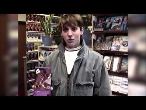 VHS Video Rental 1991
