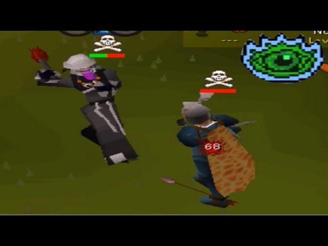 Edgeville was NOT ready for this (98cb - Void/Rigour/Anguish/Ballista/Dbow)