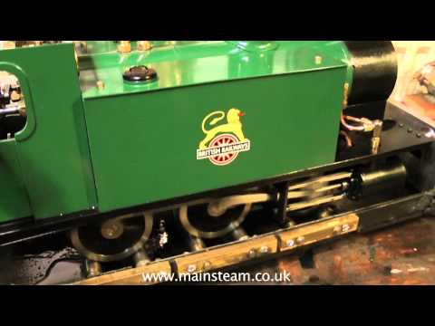 LOCOMOTIVE PROBLEMS - MODEL STEAM ENGINES FOR BEGINNERS #8