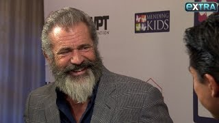 Mel Gibson on Baby #9, the Presidential Election & His New Movie