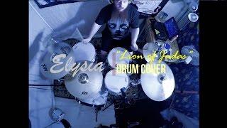 lion of judas elysia drum cover