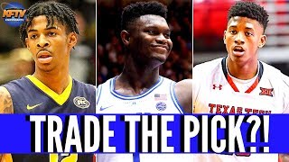 If The Knicks Strike Out On Zion, Should They Trade Back? | Offseason Roundtable (Part 5)