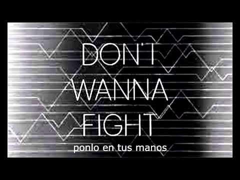 Don't Wanna Fight - Alabama Shakes (subtitulada)