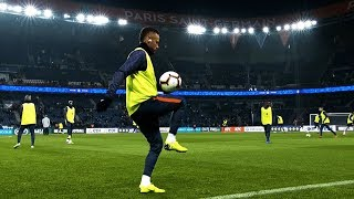 Rare Football Warm Up Freestyle Skills 2019