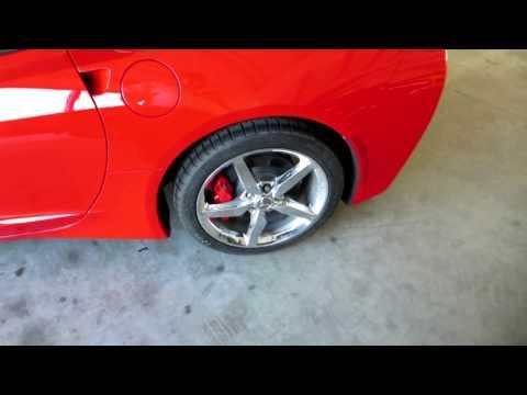 Indoor Car lot revisited (Art's Corvettes)