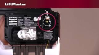 How to Erase the Memory of Your LiftMaster Garage Door Opener