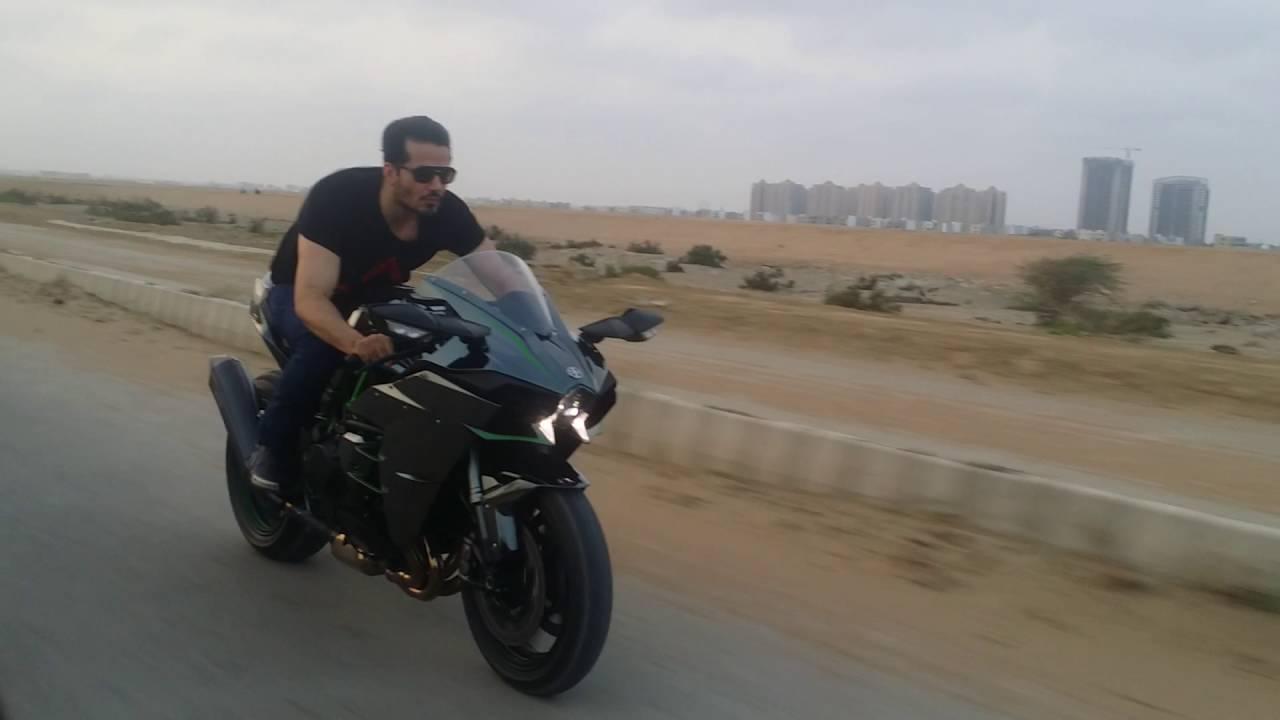 Kawasaki Ninja Riding Gear