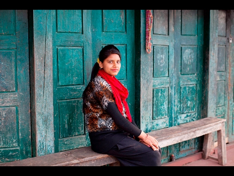 From child, to bride, to mother in Nepal: Radhika's story
