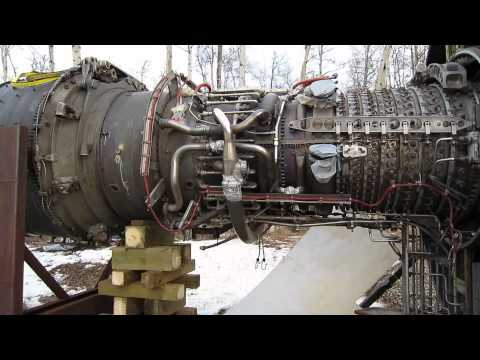 Turbofan Parts Donor 2