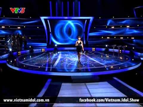 Vietnam Idol 2012 - Gửi Anh - Mỹ Linh