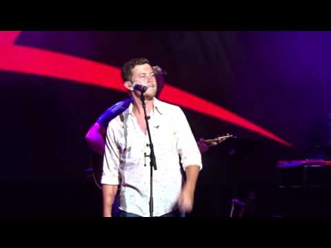 """Scotty McCreery """"Five More Minutes"""" 6-6-16"""