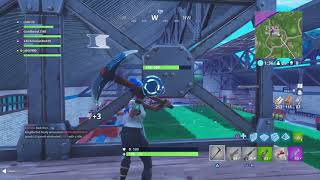 fortnite real part 1 we win with mjc playz Christian the crafter and evan yes