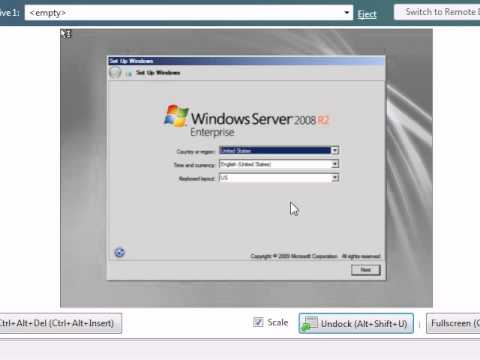Citrix: Xenserver: Create VM from Template - YouTube