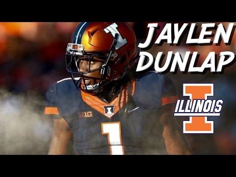 "Jaylen ""Juice"" Dunlap || Official Illinois Highlights"