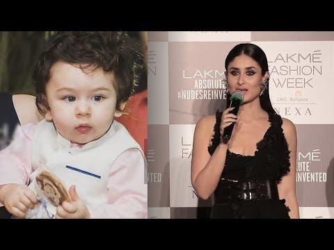 Kareena Kapoor Khan's Cute Reaction On Her Son Taimur Ali Khan Will Melt Your Heart Mp3