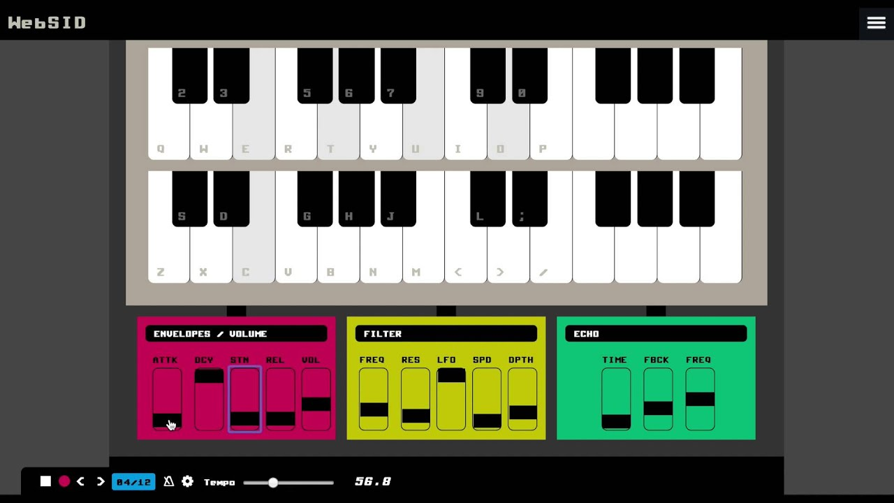 Roland TB 303 Emulator: a Free Online Virtual Synthesizer - Synths