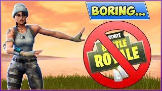Is Fortnite Getting Boring?