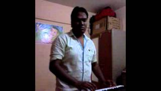 chanda sitare bindiya tumhari ( keyboard)