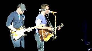 Coldplay performing Magic @ Levi Stadium in Santa Clara California on October 4, 2017