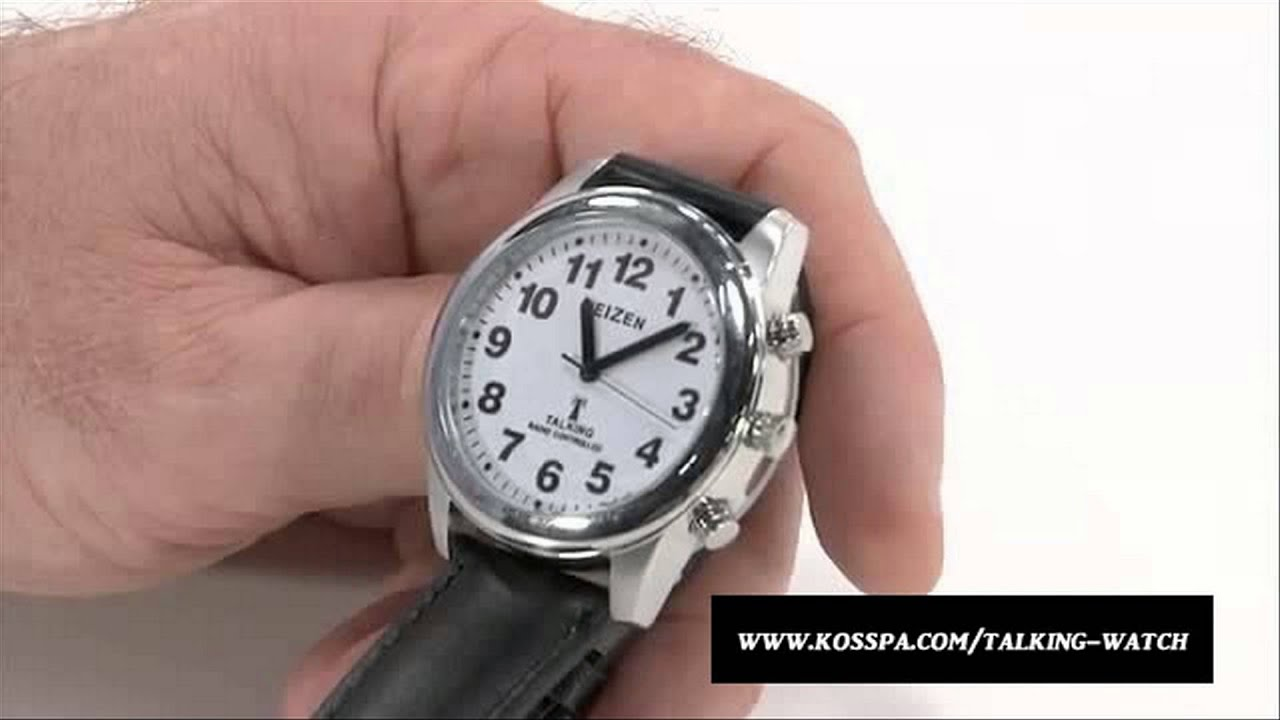 people watches made for original one titanium of blind voyager bradley