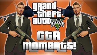 GTA 5 Online Funny Moments! - Vin Diesel Kidnap, RPG Baseball, Worlds Deadliest Treadmill & More!