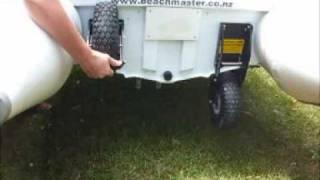 Boat Wheels Beachmaster Autolock 1