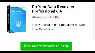 Do Your Data Recovery Professional 6.6