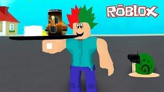 Tuvalet Temizlikçisi Olduk 🚾 - Roblox Fast Food Simulator