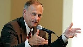Steve King: The Unemployed Are Like Lazy Children