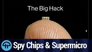 Chinese Spy Chips and Supermicro