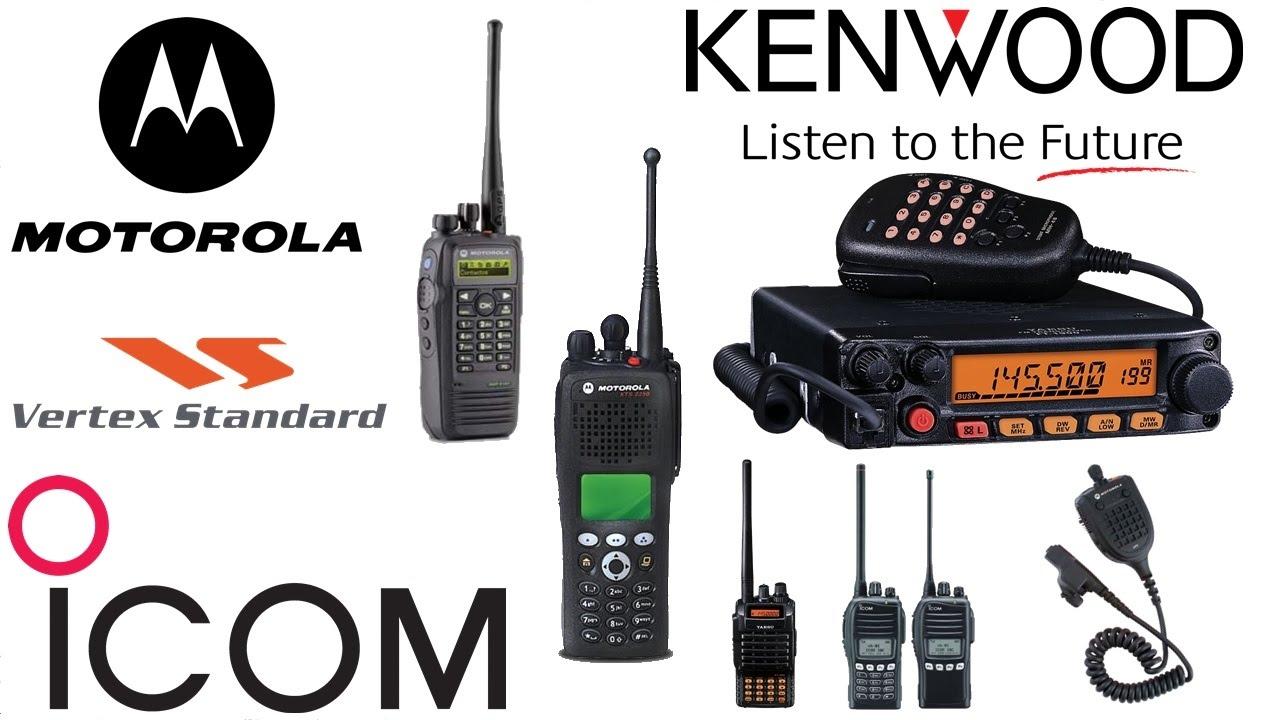 toque de radio comunicador para celular