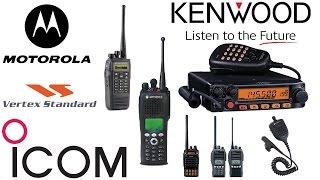 como programar radios motorola kenwood yaesu icom y mas