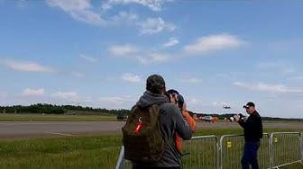 F-35 Landing in Turku