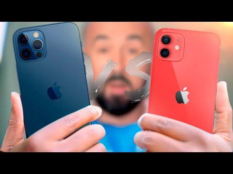 IPhone 12 vs IPhone 12 Pro/ Стоит ли переплачивать?