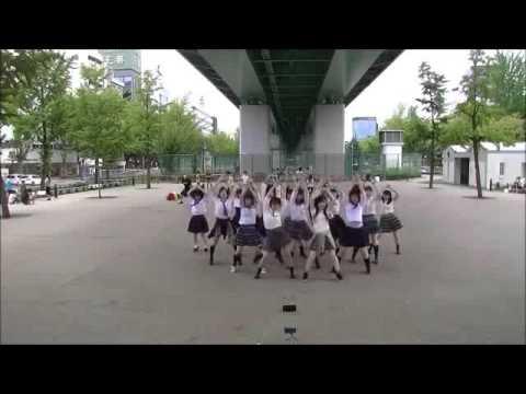 nogizaka46 - は美しい (cover dance)