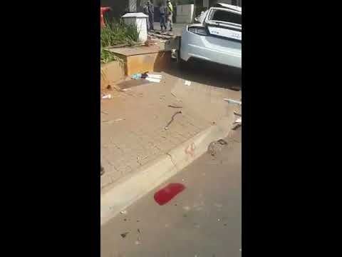 Speed Matters- Road crash in Sandton