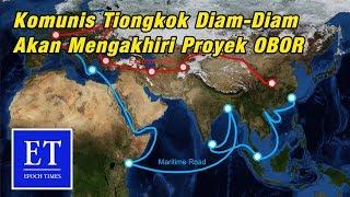 Proyek proyek OBOR Tiongkok, Diam diam akan Berakhir