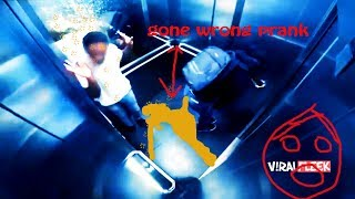 PEGADINHA:DIARREIA 4 no elevador (Diarrhea in the elevator Prank)-Funny videos